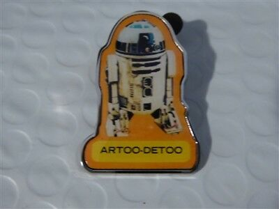 Disney Trading Pins 121450 40th Anniversary Star Wars Mystery Collection - Artoo