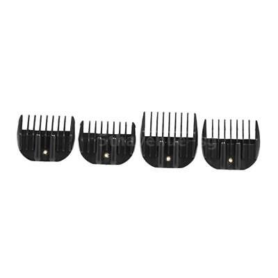 4 Sizes Limit Comb Hair Clipper Guide Attachment for Electric Hair Clipper G3Q4