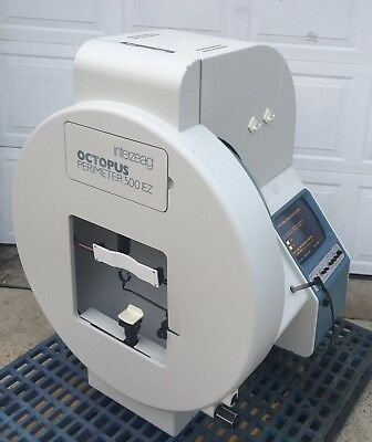 interzeag Octopus Perimeter 500EZ Visual Field Analyzer 500 EZ
