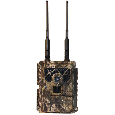 2018 DLC Covert Game Camera Code Black AT&T LTE Mossy Oak Country   5472