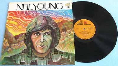 LP NEIL YOUNG - SAME - 1971 - Reprise 44059