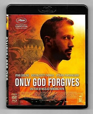 Blu-Ray Disc + Dvd / Only God Forgives - Ryan Gosling  / Comme Neuf