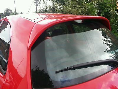 Ford Ka Mk Tailgate Roof Spoiler Red Code M Genuine Ford