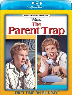 The Parent Trap (1968, Blu-ray) BRAND NEW!! Disney Exclusive