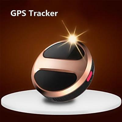 Mini Gps Children Tracker Waterproof Ip65 App Spy Locator Tracking Device Sos