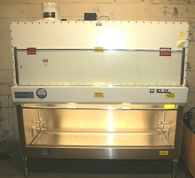 Baker SG-600 Steriguard Class II Type A/B3 Biological Safety Cabinet 115V; 16.1A