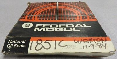 FEDERAL MOGUL/NATIONAL OIL SEALS Oil Seal P/N: 415683
