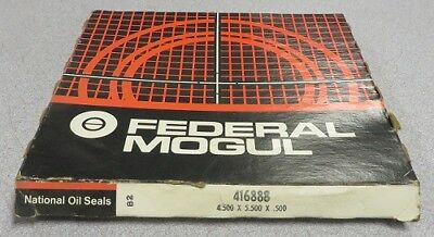 FEDERAL MOGUL/NATIONAL OIL SEALS Oil Seal P/N: 416888