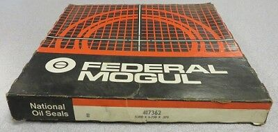 FEDERAL MOGUL/NATIONAL OIL SEALS Oil Seal P/N: 417362
