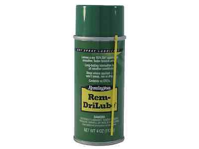 Remington Drilube Aerosol Dry Lubricant 4 Ounce Gun Cleaning 18396