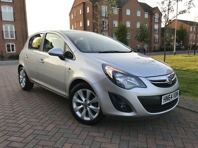 2014 VAUXHALL CORSA D FACELIFT 1.2i VVT 16V EXCITE 5DR IMMACULATE CONDITION