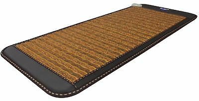 Ereada Gemstone FIR Mat - Negative Ion PEMF InfraRed Heating Pad - Midsize 24x59