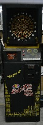 Dartautomat English Mark Dart Super 6 Arachnid