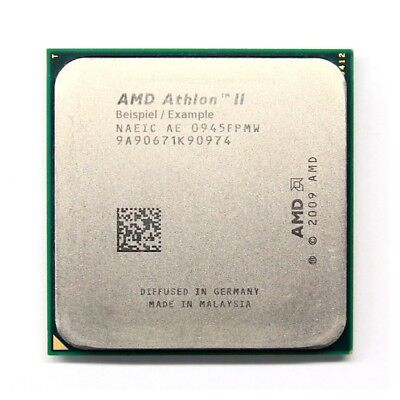 Amd Athlon II X2 245 2.90GHz/2MB Zócalo/Zócalo AM3 ADX245OCK23GM CPU Procesador