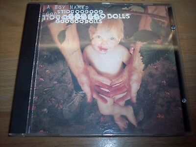 1995 Goo Goo Dolls A Boy Named Goo CD