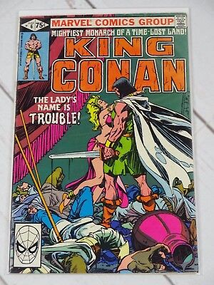 Conan the King (1980) #6 Bagged and Boarded - C1941