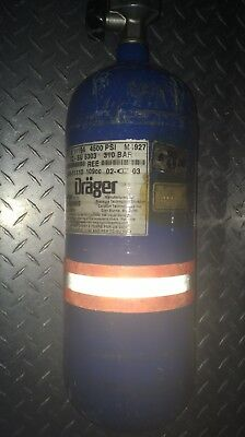 Dreager Drager Draeger Scba Cylinder Bottle