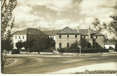 Postcard - Hotel Kingston, Canberra, ACT, Australia