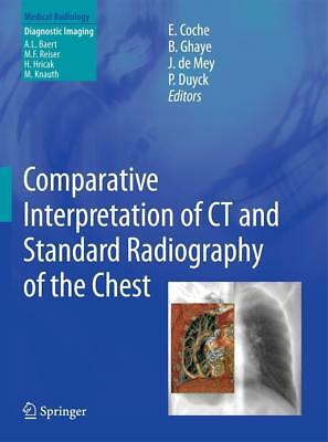 Comparative Interpretation of CT and Standard Radiography of the Chest  Medica..