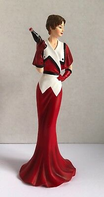 "Limited #2419A ""...There is Fashion"" Coca-Cola Elegance Through the Decades Lady"