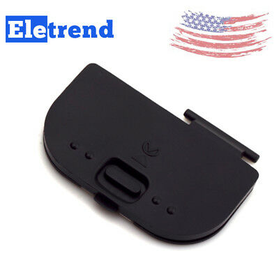 US FAST Battery Door Cover Lid Cap Replacement Part For Nikon D200 D300S Camera