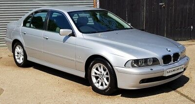 1 Owner 530 SE Manual - Only 68,000 Miles - FBMWSH - YEARS MOT