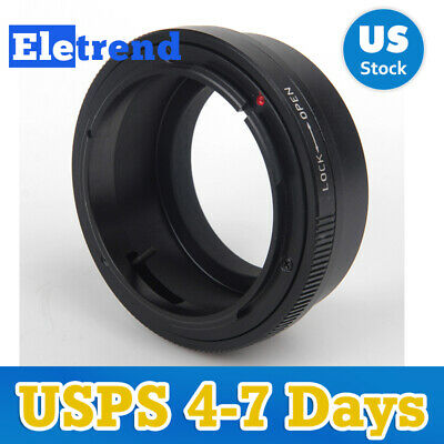 Lens Adapter Suit For Canon FD Lens to Sony E Mount NEX Camera