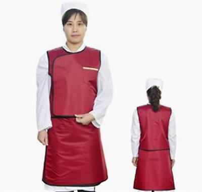 Protective Imported Flexible Material Lead Apron Set SanYi X-Ray 0.35mmpb FE05 M