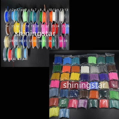 Dental Orthodontic Elastic Ligature Ties+Power Chain(continue/short/long)44Color