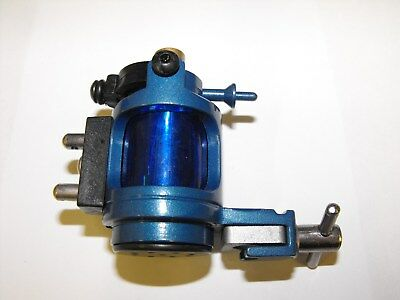 Professional rotary tattoo Machine can be used as Liner or Shader blue