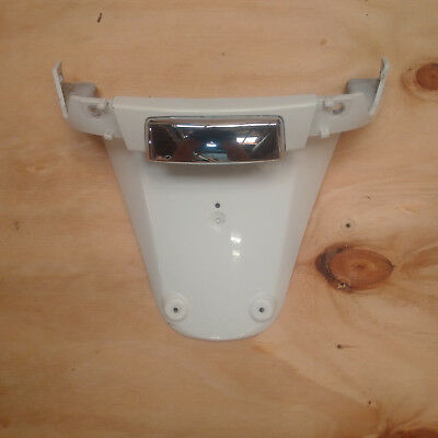 Vespa LX 150 3V IE Rear Fairing + Number Plate Light