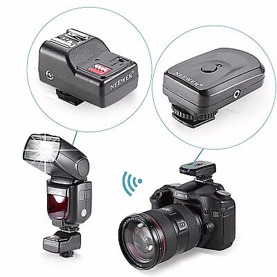 PT-16GY Wireless Flash Trigger Receiver+Transmitter for CANON NIKON PENTAX Sigma