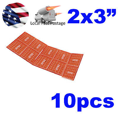10pcs Blank Prototyping Board PCB Printed Circuit Prototype Breadboard Strip