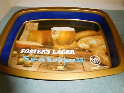 'FOSTER'S Lager' Beer Tray by CUB