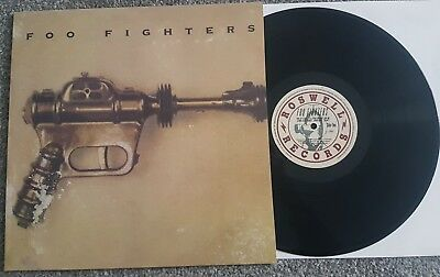 "12"" LP Vinyl Foo Fighters - Same Queens of the Stone Age Pearl Jam Nirvana‎"