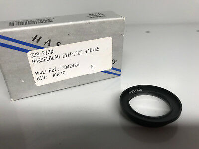 Hasselblad 42426 +1D/45 Corrective Eyepiece for prism viewfinder