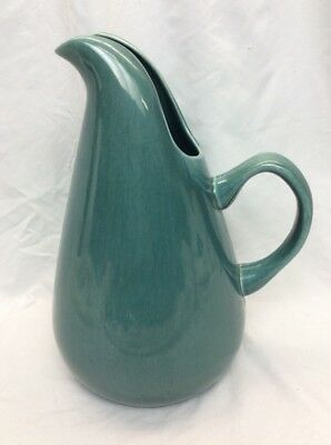 Very Nice Vtg Russel Wright Mid Century  Modern Steubenville Pottery Pitcher
