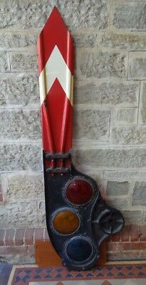 Vintage railway signal arm. One for the real train buff