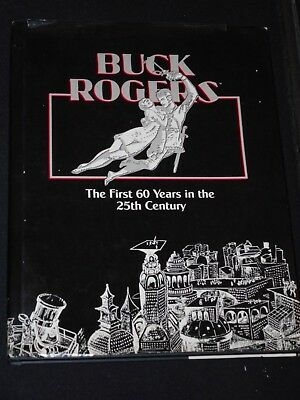 ***buck Rogers*** The First 60 Years In The 25Th Century - Tsr U.s.a. 1988 !!!