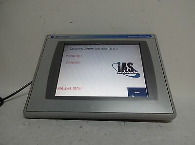 2711P-T10C4A6 Allen-Bradley PanelView Plus 1000 with 2711P-RP6A
