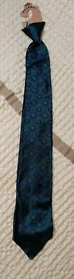 NWT Vintage Beau Brummell Snapper Clip on Neck Tie Boys Collectible  (C16)