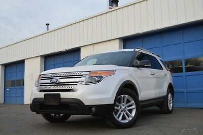 Ford Explorer XLT Navigation Heated Leather Seats Power Moonroof Rear View Camera Sync Excellent