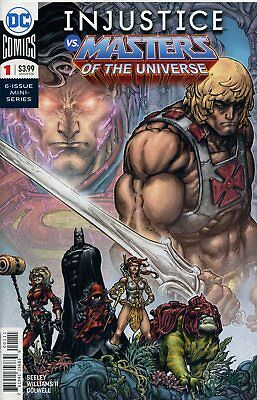 Injustice Vs The Masters Of The Universe #1 (Of 6) - Dc Comics - F340