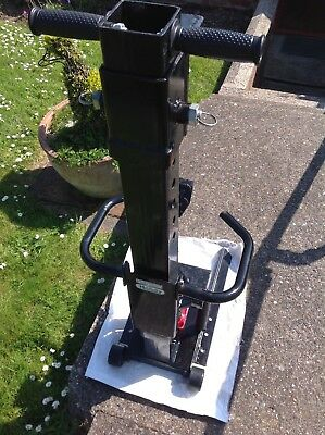 Manual Log Splitter 8 ton VGC with instructions