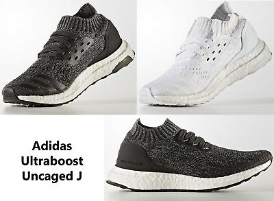 61fb62a02d215 ADIDAS UltraBoost Uncaged J Running Shoes Junior Boys Girls Sneakers NEW