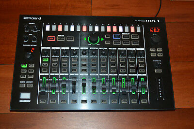Roland MX-1 AIRA Mischpult Mix Performer Boutique OVP wie neu