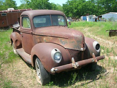 1940 Ford Other Pickups N/A 1940 Ford Pickup Truck