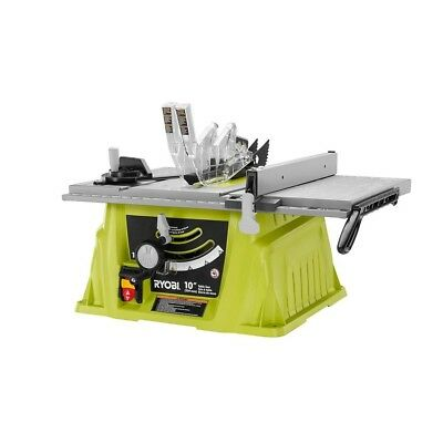 Porter cable carbide tipped table saw 15 amp 10 in adjustable power new table saw 10 in 15 amp professional tool adjustable miter lightweight garage keyboard keysfo Image collections