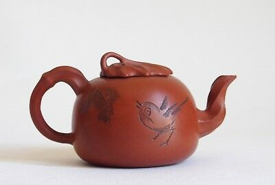 Fine 20th century Chinese Yixing teapot - signed - #2