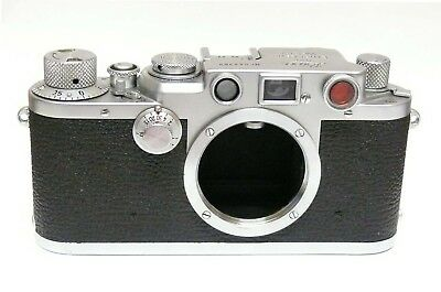 Leica 111 F Body. Very Clean Example.